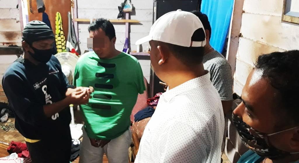 Polres Pasaman Barat Kembali Tangkap Dua Orang Pelaku Diduga Pengedar Sabu