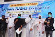 Inisiatif Dirikan Posko Covid-19 Mandiri, Pemko Padang Panjang Apresiasi Kelurahan Tanah Hitam