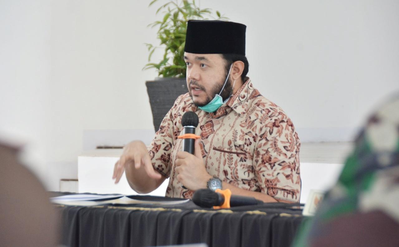 Fadly Amran : Keberhasilan PSBB Jilid II Sangat Menentukan Dari Solidaritas Masyarakat