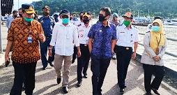 Gubernur Sumbar Larang Kapal Bawa Penumpang Ke Mentawai Kecuali Tim Satgas