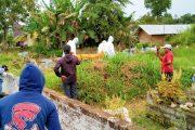 Pasien PDP Meninggal Dunia di RSAM Bukittinggi, Proses Pemakaman di Lakukan Standar Protap Covid-19