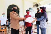 Tahap Ketiga, Masjid Nurul Furqan Kembali Salurkan Sembako Untuk 200 KK di 8 RT
