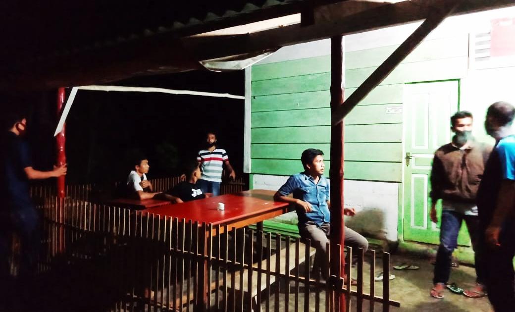 Polres Mentawai Kembali Amankan 6 Pemuda Pelanggar PSBB