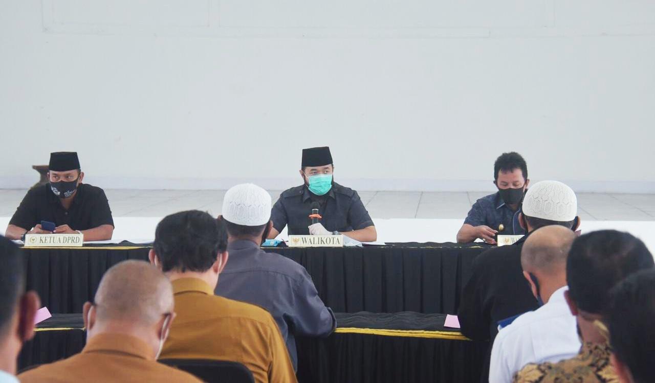 Perpanjangan PSBB Hingga 29 Mei di Padang Panjang Sejumlah Aturan Diperbaharui