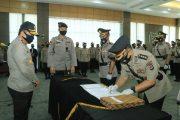 AKBP Ferry Herlambang Resmi Dilantik Kapolda Sumbar sebagai Wadirnarkoba Polda Sumbar