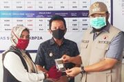 Anggota DPR RI Dari Partai Gerindra Salurkan Bantuan Obat Herbal Untuk Padang Panjang