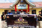 Letting 2013 Th38rothers Brigpol Polres Mentawai Salurkan Bantuan Untuk Warga Kurang Mampu