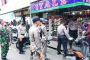 Gabungan Satgas Covid-19, Tingkatkan Pengawasan Selama PSBB di Padang Panjang