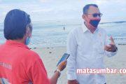 Anggota DPRD Mentawai Tinjau Pantai Matobe Rentan Abrasi