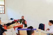 Babinsa Koramil 04/Sikakap Perkuat Komsos di Tingkat Kecamatan, Desa dan Masyarakat