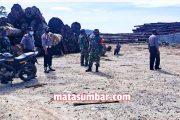 Antisipasi Anarkis Karyawan PT.MPL Akibat Gaji Tak di Bayar, Koramil 04/Sikakap Lakukan Pemantauan Sekaligus Mediasi