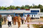 Persiapan New Normal, Bupati Mentawai Bersama Forkopimda Tinjau Wilayah Kecamatan Sipora Selatan