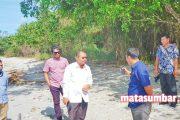 Sejumlah Anggota DPRD Mentawai Tinjau Objek Wisata dan Kesiapan Masyarakat Menuju New Normal