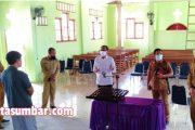 Bupati Mentawai Kunjungi Rumah Ibadah Sekaligus Sosialisasi Aturan New Normal