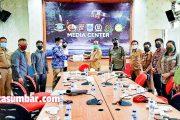 Pemkab Mentawai, KPU, Bawaslu Rakor Persiapan Pilkada Serentak 2020