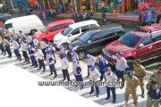 Dishub Lakukan Patroli, Masyarakat di Himbau Patuhi Protokol Kesehatan