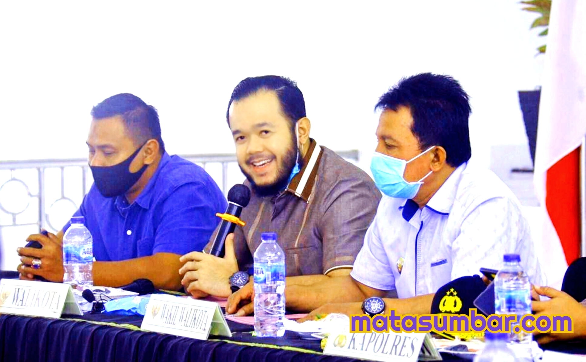 Padang Panjang Siap Jalankan Tatanan Normal Baru Aman Covid-19