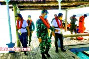 Tegakan Disiplin Kesehatan, Kodim 0319/Mentawai Bersama Tim Gugus Tugas Cek Lokasi Wisata