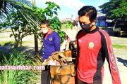 Sambut HUT Bhayangkara, Polsek Sikakap Goro di Dua Lokasi Fasum