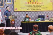 New Normal, Kota Padang Panjang Canangkan Nagari Tageh Rumah Gadang