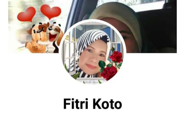 Lakukan Ujaran Kebencian di Medsos, Akun Facebook Fitri Koto Dilaporkan ke Polda Sumbar