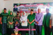 Persiapan Pilkada 2020, DPC Partai PPP Pasbar Lakukan Konsolidasi