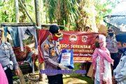 Sambut HUT Bhayangkara, Polres Pasbar Gelar Berbagai Kegiatan Hingga Pemberian Sembako