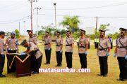 Sejumlah Pejabat Utama Polres Mentawai Lakukan Sertijab