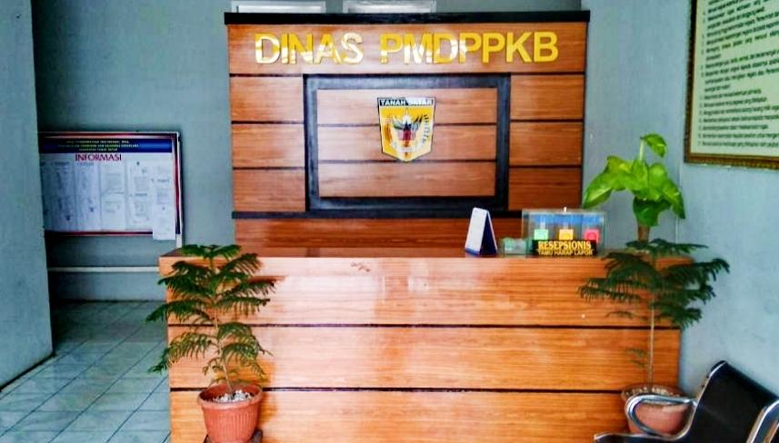 Dinas PMDPPKB Promosikan Alat Cuci Tangan Anti Virus Ke OPD dan Sekolah