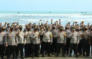 Ratusan Personel di Lingkungan Polda Sumbar Naik Pangkat