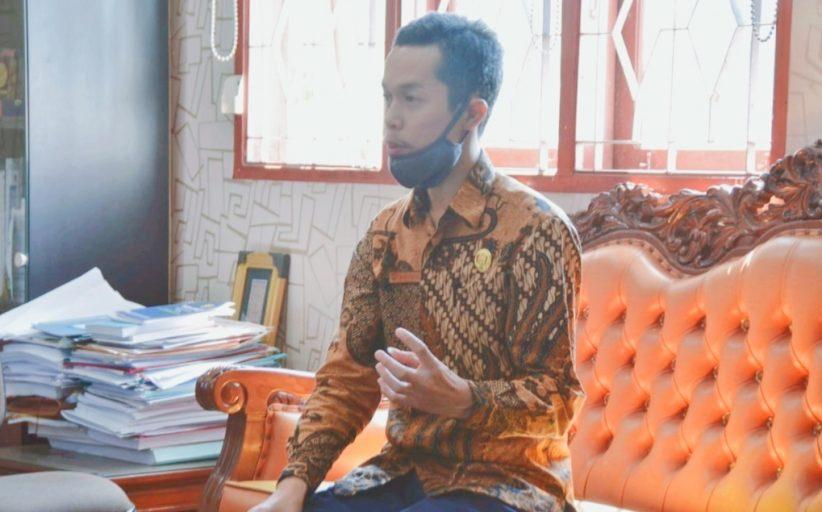 LKD Padang Panjang Lakukan Pengawasan Internal Kearsipan Ke OPD