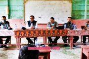Forkopimda Mentawai Tinjau Fasilitas Sekolah di Taikako dan Sabeu Gunggung