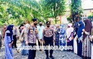 Safari Jumat, Kapolres Pasbar Kunjungi Polsek Kinali dan Silahturahmi Bersama Fokopimca