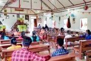 Cegah Kekerasan Terhadap Perempuan dan Anak, Bripka Tasman Berikan Himbauan di Gereja GKPM Silaoinan