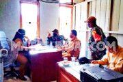 Pengaktifan Kembali Pelabuhan Pasapuat, Danramil 04/Sikakap Bersama Camat Pagai Utara Lakukan Koordinasi