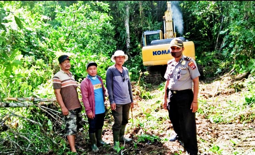 Bertahun Menunggu, Akhirnya Masyarakat Miliki Lokasi TPS di Dusun Mapinang