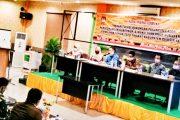 KPU Pessel Gelar Rapat Pleno Rekapitulasi Dukungan Paslon Perseorangan Pilgub Sumbar
