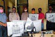 Maling Komputer SMKN 1 Sasak Ranah Pasisie, Pemuda Ini di Ringkus Polisi