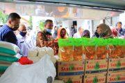 Dinas Perikanan dan Pangan Kabupaten Solok Gelar Pasar Murah