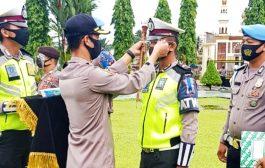 Kapolres Pasbar Pimpin Apel Pasukan Ops Patuh Singgalang 2020