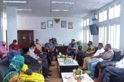 Bahas Berbagai Kerjasama, Komisi II DPRD Tanah Datar Kunker ke Padang Panjang