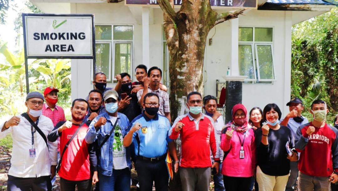 Media Center Untuk Wartawan di Sediakan Pemkab Mentawai