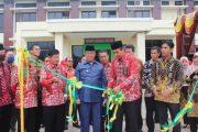 Bupati Solok Hadiri Peresmian Fasilitas Pelayanan Publik Pengadilan Agama Koto Baru