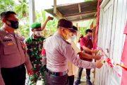 Hadiri Peresmian, Kapolsek Sipora Ingatkan Pengurus Kelola Dana Bumdes Bubuakat Dengan Baik