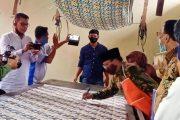 Mendes PDTT Kunjungi Usaha Rumah Batik Printing di Kecamatan Silaut Pessel