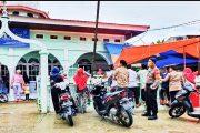 Polsek Sipora Pantau Pengamanan Sholat Ied dan Penyembelihan Hewan Qurban