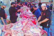 Flipper's Organization Peduli Berbagi Daging Qurban Untuk Warga dan Panti Asuhan