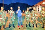 Bintara Remaja PK Asal Mentawai Kembali Bertugas di Kodim 0319/Mentawai