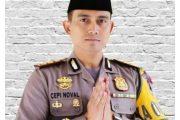 AKBP Cepi Noval Dipromosikan Sebagai Kabagbinkar Ro SDM Polda Sumbar