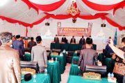 Dengar Pidato Kenegaraan RI, DPRD Mentawai Gelar Rapat Paripurna